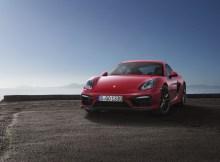 Porsche Cayman GTS. Foto: Auto-Medienportal.Net/Porsche