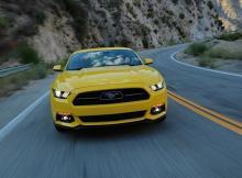 Der Ford Mustang kommt in Deutschland für 35.000 Euro auf den Markt. Bildquelle: Ford