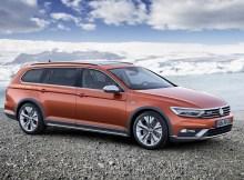 Der neue Volkswagen Passat Alltrack. Bildquelle: VW AG