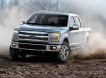 Dies ist der Pick-up Ford 150. Bildquelle: Ford