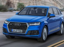 Audi Q7 in neuer Auflage. Bildquelle: Audi AG