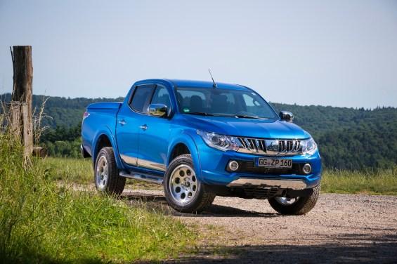 So ist der neue Pick-up Mitsubishi L200. Bildquelle: MMD Automobile GmbH