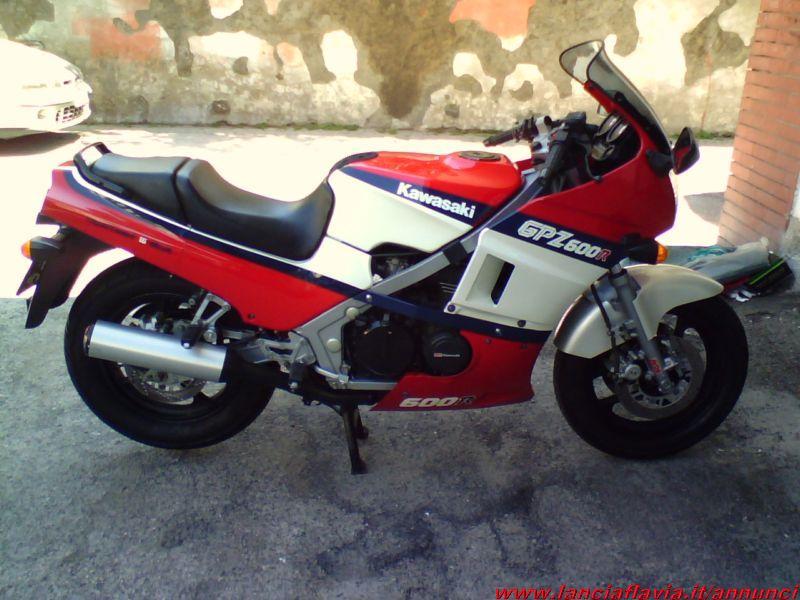 For Sale Kawasaki Gpz 600 Rs