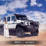 Daenerys Targaryen Mercedes Benz G63 Amg 6x6 Game Of Thrones Autobics
