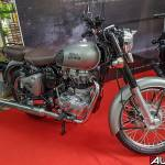 Royal Enfield Classic 350 Gunmetal Grey And Classic 500 Stealth Black Introduced Autobics