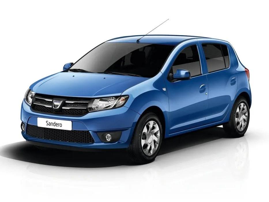 Dacia Sandero 2012 Laureate 1 5 Dci 90cv Autobild Es