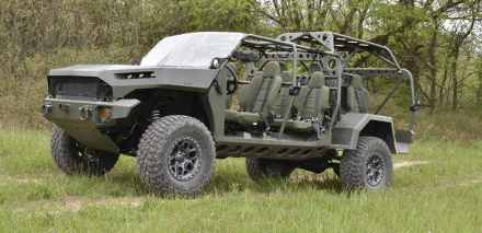 GM ISV - Jeep replacement