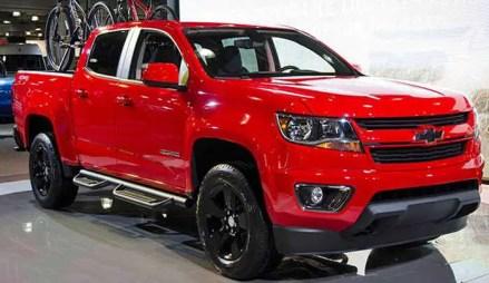 Chevrolet Colorado pickup