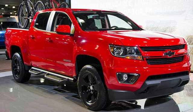 Chevrolet Colorado pickup