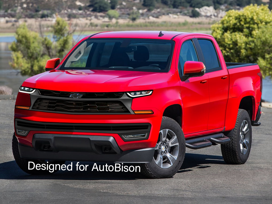 What U2019s In Store For The Next Chevy Colorado   U2013 Autobison