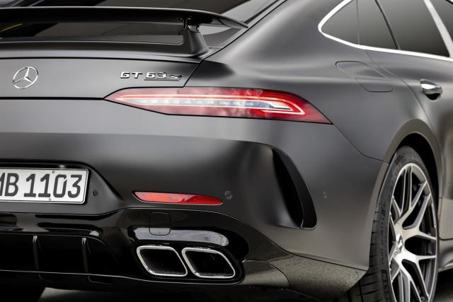 Die neue Mercedes-AMG GT 63 S 4MATIC+ Edition 1-3