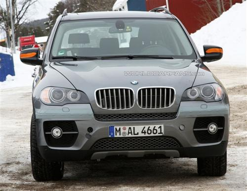 bmw-x5-facelift-spy-photo-with-x6-front-end_5-custom