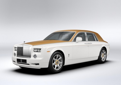 Rolls Royce Phantom Bespoke Collection