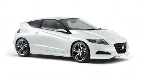 Honda Revised CR-Z Concept