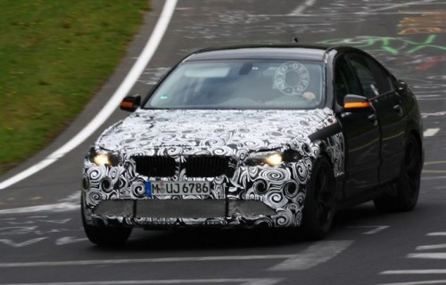 Spy Photos 2010 BMW M5 (1)