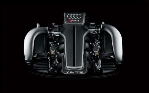 audi RS6 sedan V10