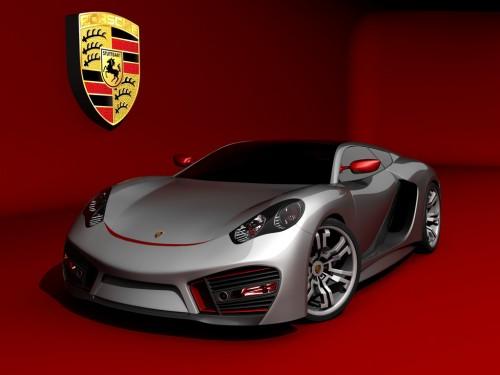 Porsche Supercar Concept