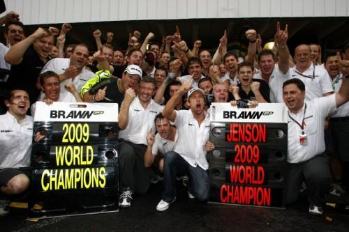 brawn gp champions