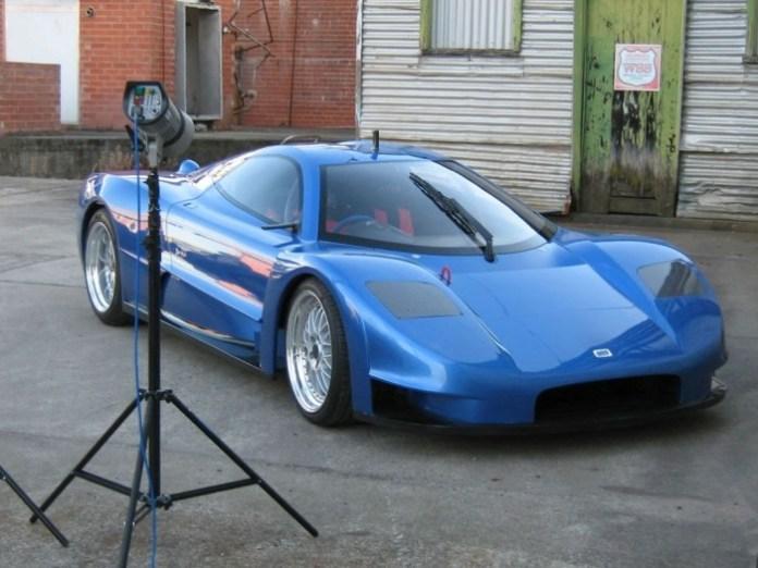Joss JP1 supercar