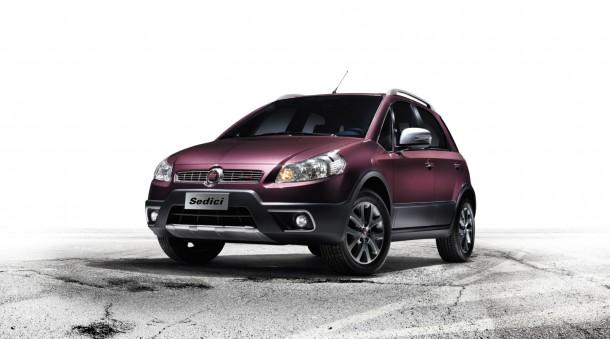 Fiat Sedici 2012