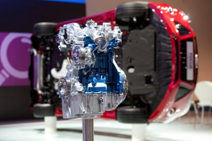 Ford EcoBoost 1000 cc