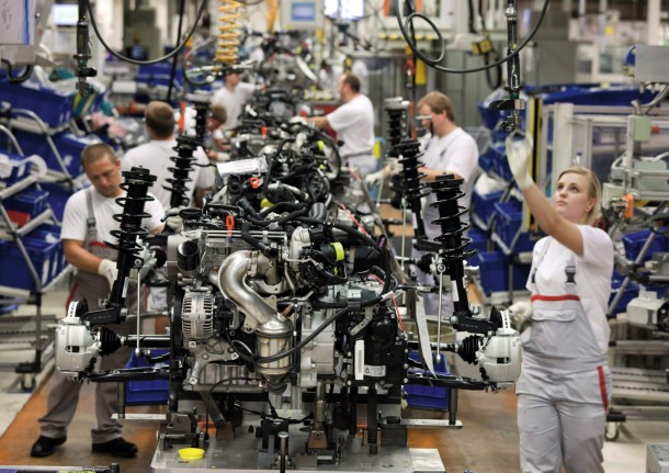 Audi Plant Production