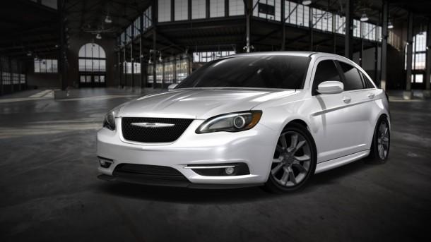 Chrysler 200 Super S 2012