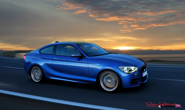 BMW 2-Series Coupe Rendering
