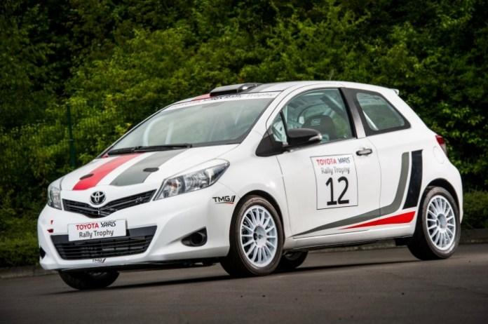 Toyota Yaris R1A Rally