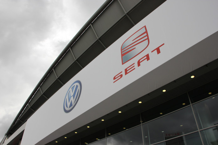 seat vw logo