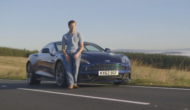 Aston Martin Vanquish (2012) CAR review