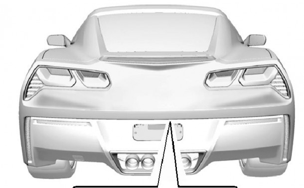 Chevrolet Corvette C7 Leaked Sketches (4)