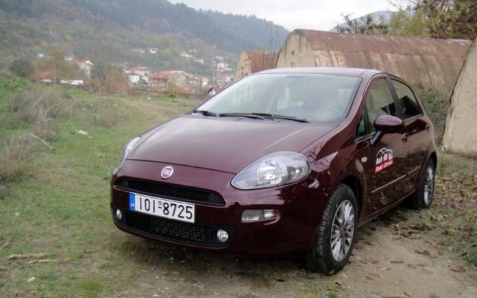 Fiat Punto 1.3 Multijet - Test Drive