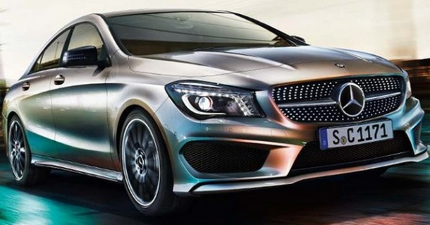 Mercedes-Benz CLA Leaked Photos (1)