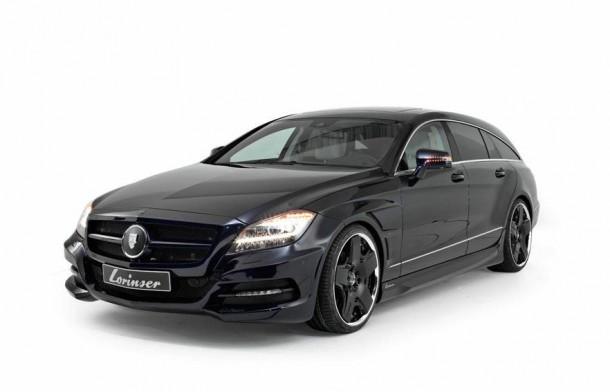 Mercedes-Benz CLS Shooting Brake by Lorinser (1)