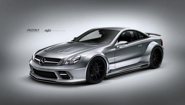 Mercedes-Benz SL-Class by Renown Auto Style (1)