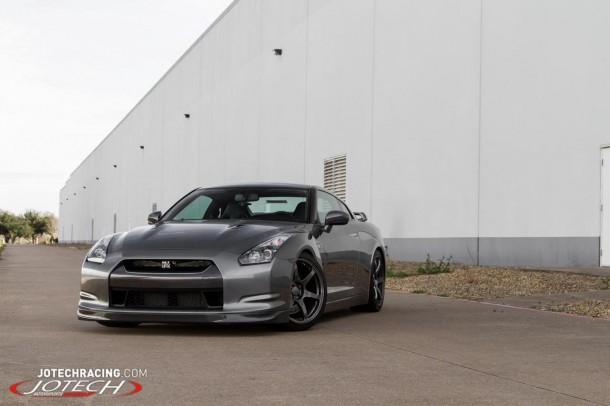 Nissan GT-R by Jotech Motorsports (1)