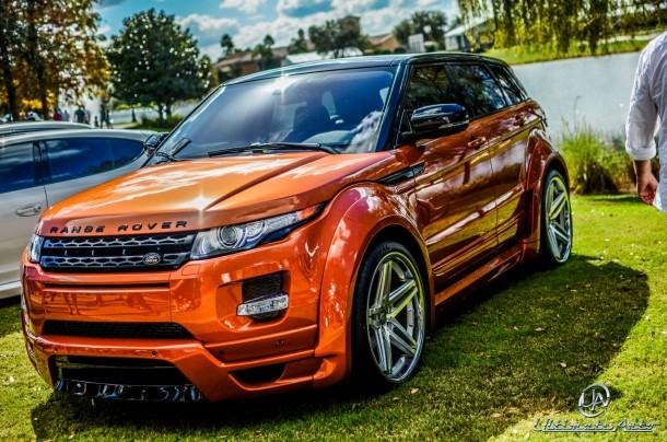Range Rover Evoque Vesuvius Orange by Ultimate Auto (2)