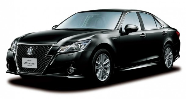 Toyota Crown Athlete G