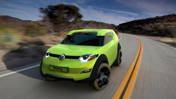 VW Rocky Concept Study