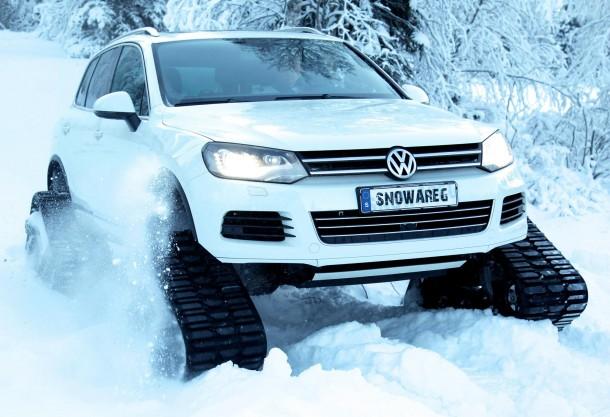 Volkswagen Snowareg (1)