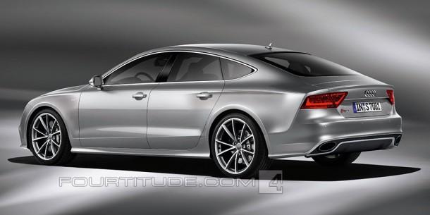 Audi RS7 Renderings