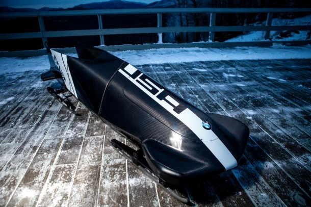 BMW Two-Man Bobsled Prototype (1)