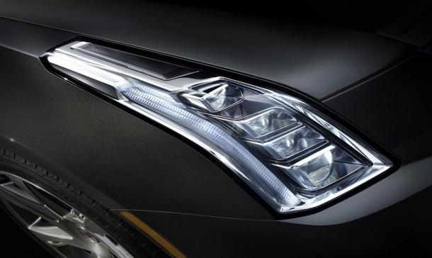 Cadillac ELR teaser photos (1)