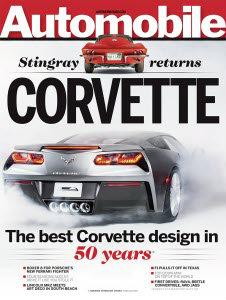 Chevrolet Corvette C7 Back (3)
