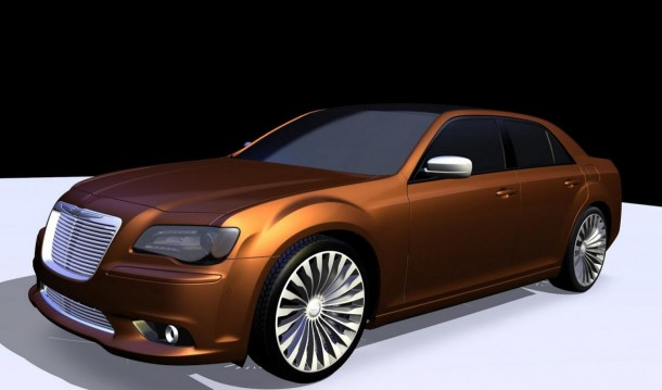 Chrysler 300S Turbine Edition 2013 (1)