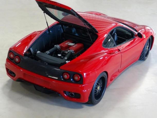 Ferrari 360 Modena by SeriousHP (1)