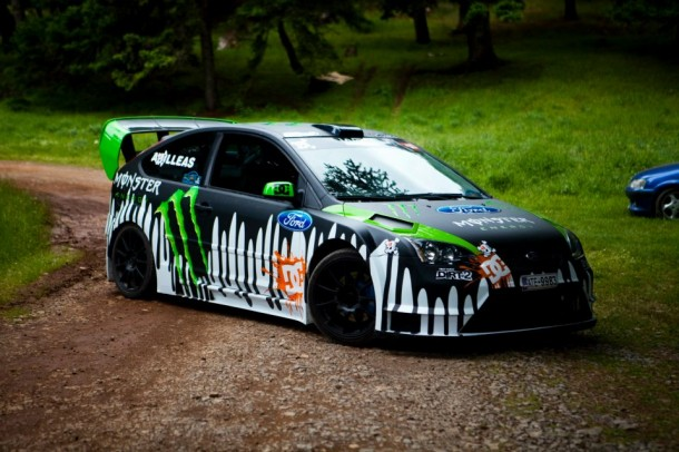 Ford Focus RS Monster Ken Block Edition Replica WRC