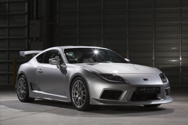 Gazoo Racing GRMN Sports FR Concept Platinum (1)