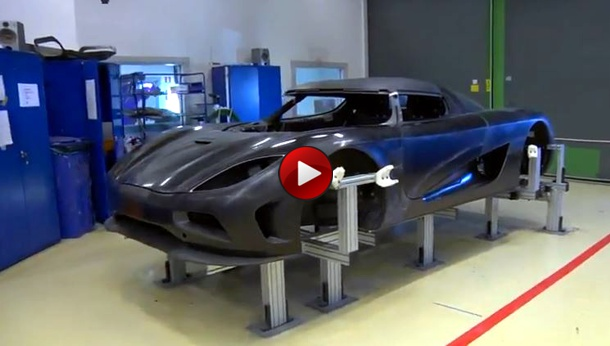 Inside Koenigsegg
